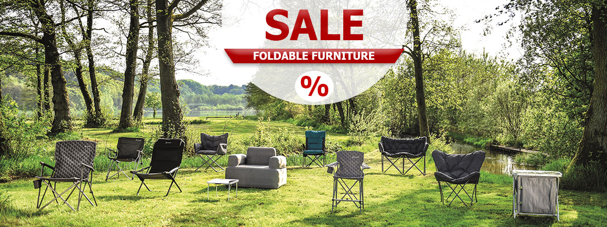 Foldable Camping Furniture SALE 2019