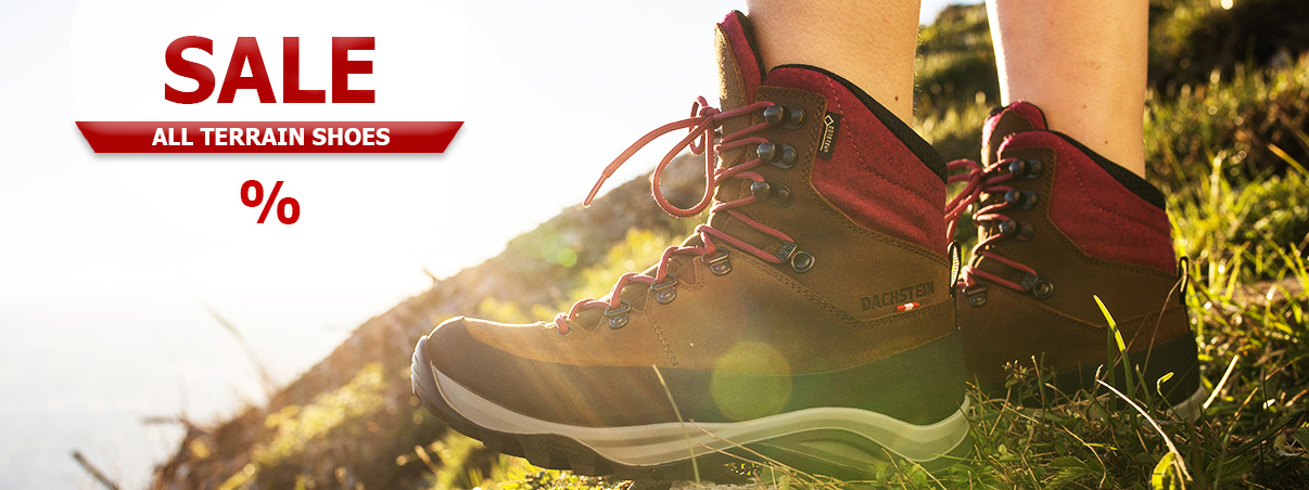 Trekking, hiking, mountain shoes SALE