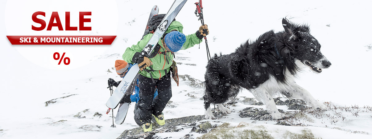 Spring SALE 2019 Ski and Mountaineering Clothing and Accessorries