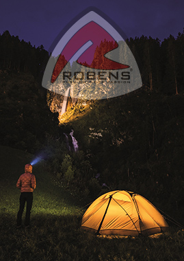 Ultralite strong trekking tents ROBENS 2019
