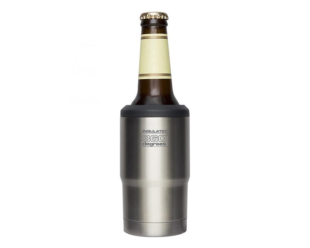Бира в термо калъф за бира 360 Degrees Vacuum Insulated SS Beer Cozy 2021