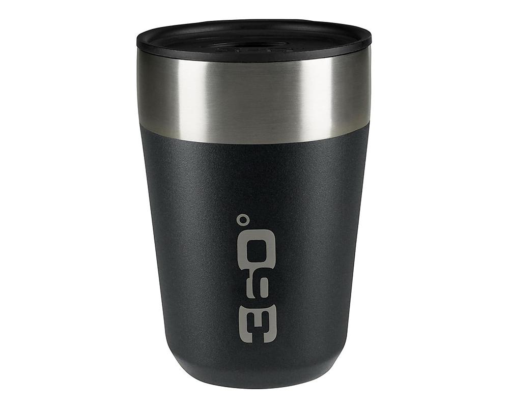 Термо чаша 360 Degrees Vacuum Insulated Stainless Travel Mug 350ml Black