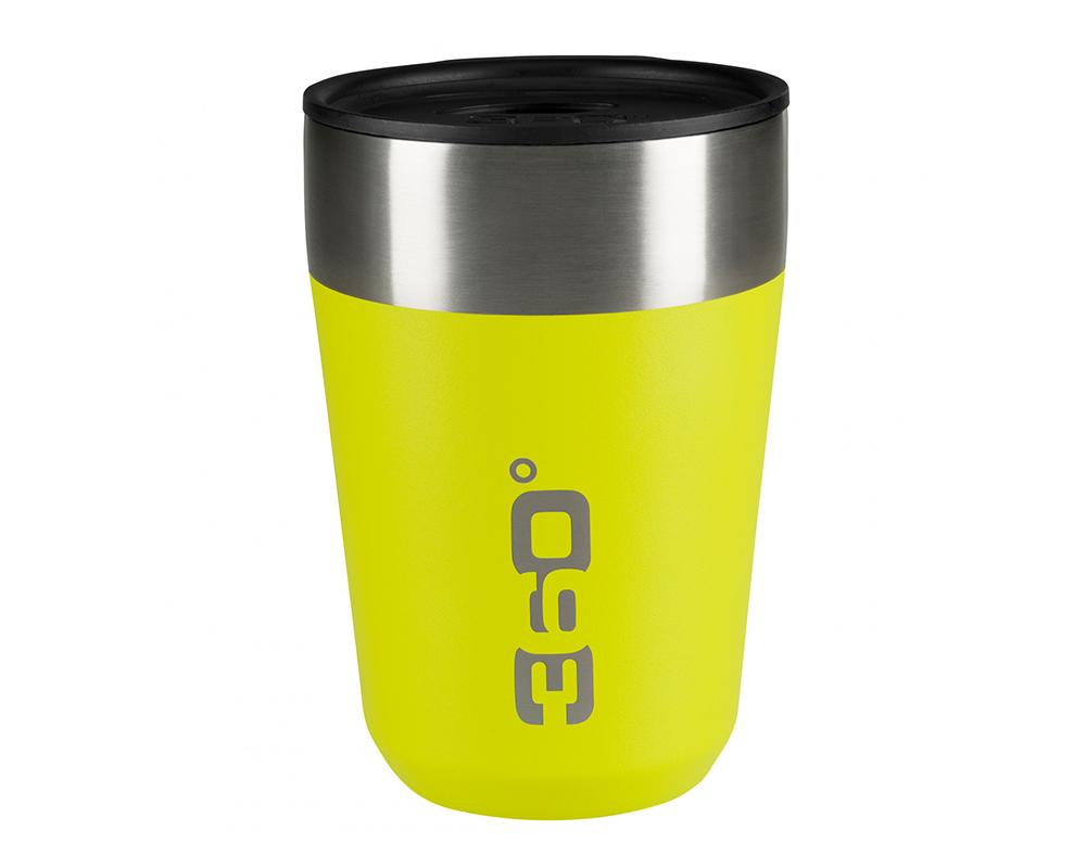 Термо чаша 360 Degrees Vacuum Insulated Stainless Travel Mug 350ml Lime
