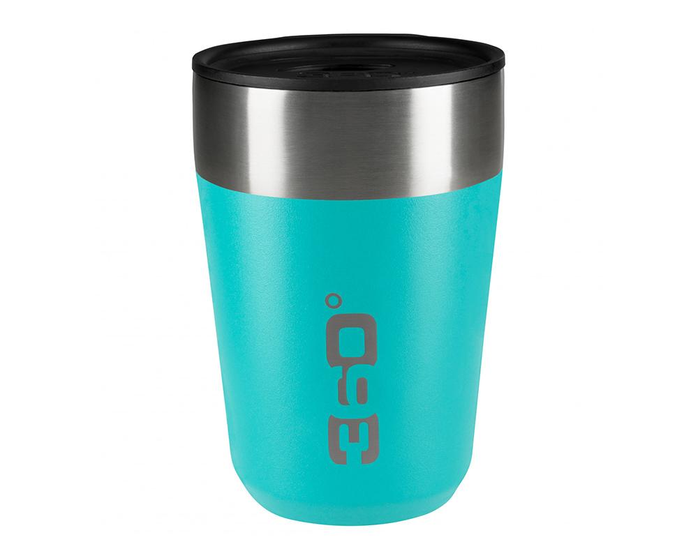 Термо чаша 360 Degrees Vacuum Insulated Stainless Travel Mug 350ml Turquoise
