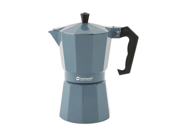 Еспресо кафеварка Outwell Manley L Expresso Maker Blue Shadow