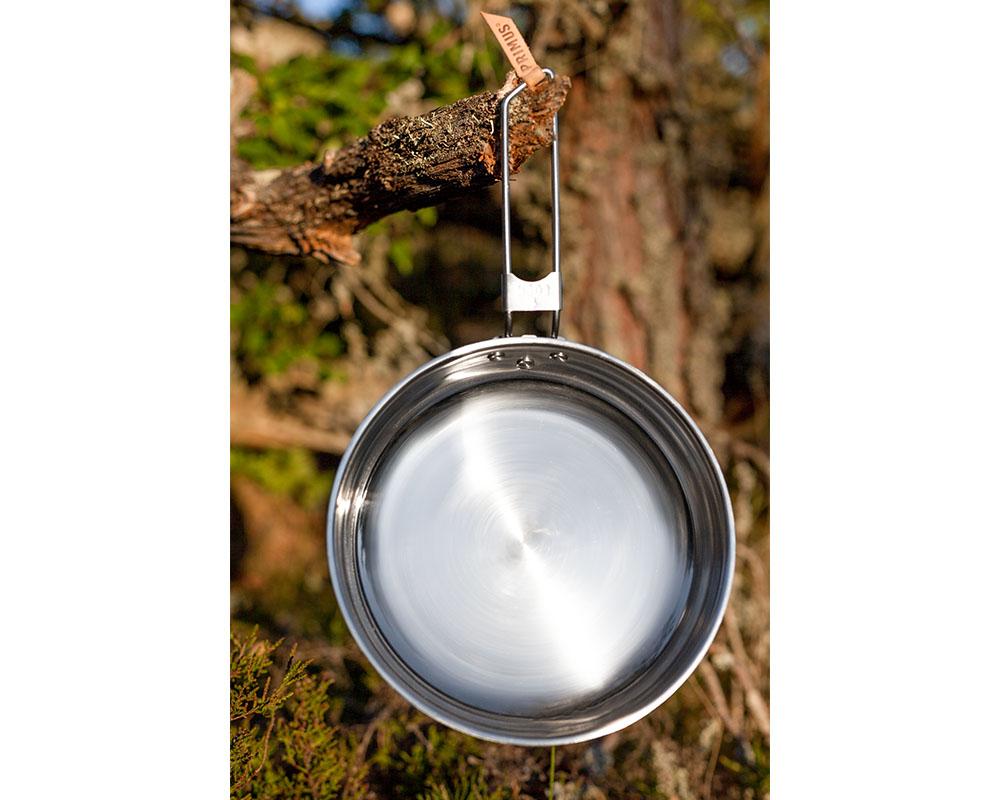 Тиган за пържене от съдове за готвене Primus Campfire Cookset Small