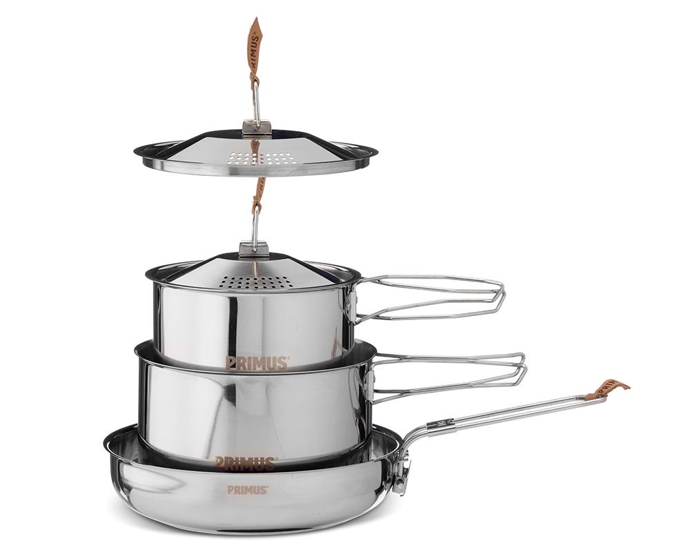 Комплект съдове за готвене Primus Campfire Cookset Small