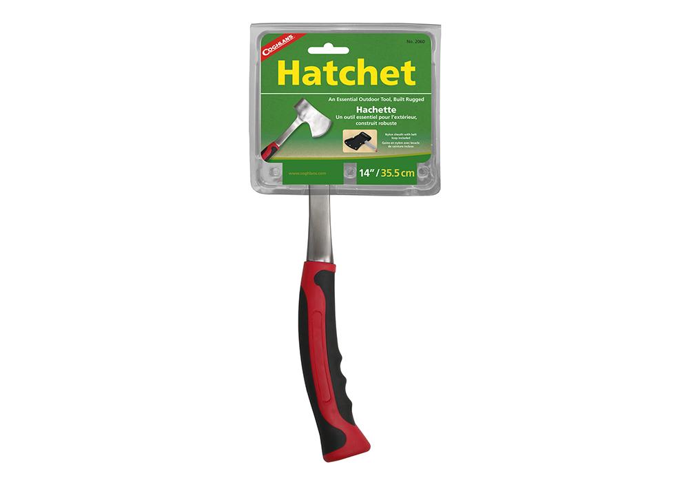 Опаковка на туристическа брадва Coghlans Hatchet 35.5 см
