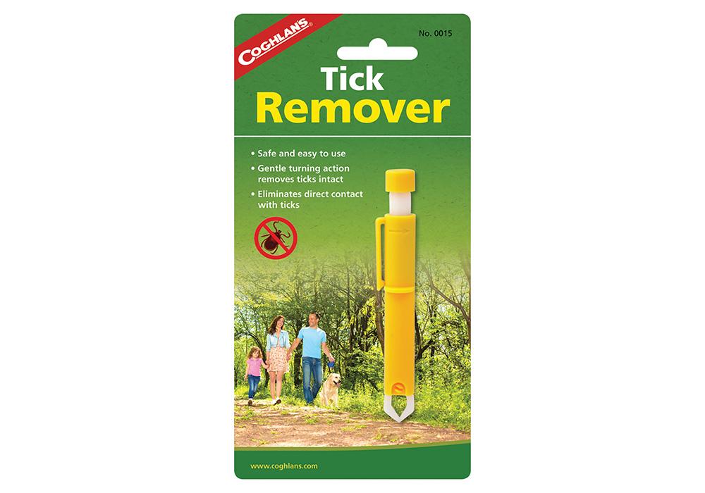 Опаковка на пинсета за вадене на кърлежи Coghlans Tick Remover