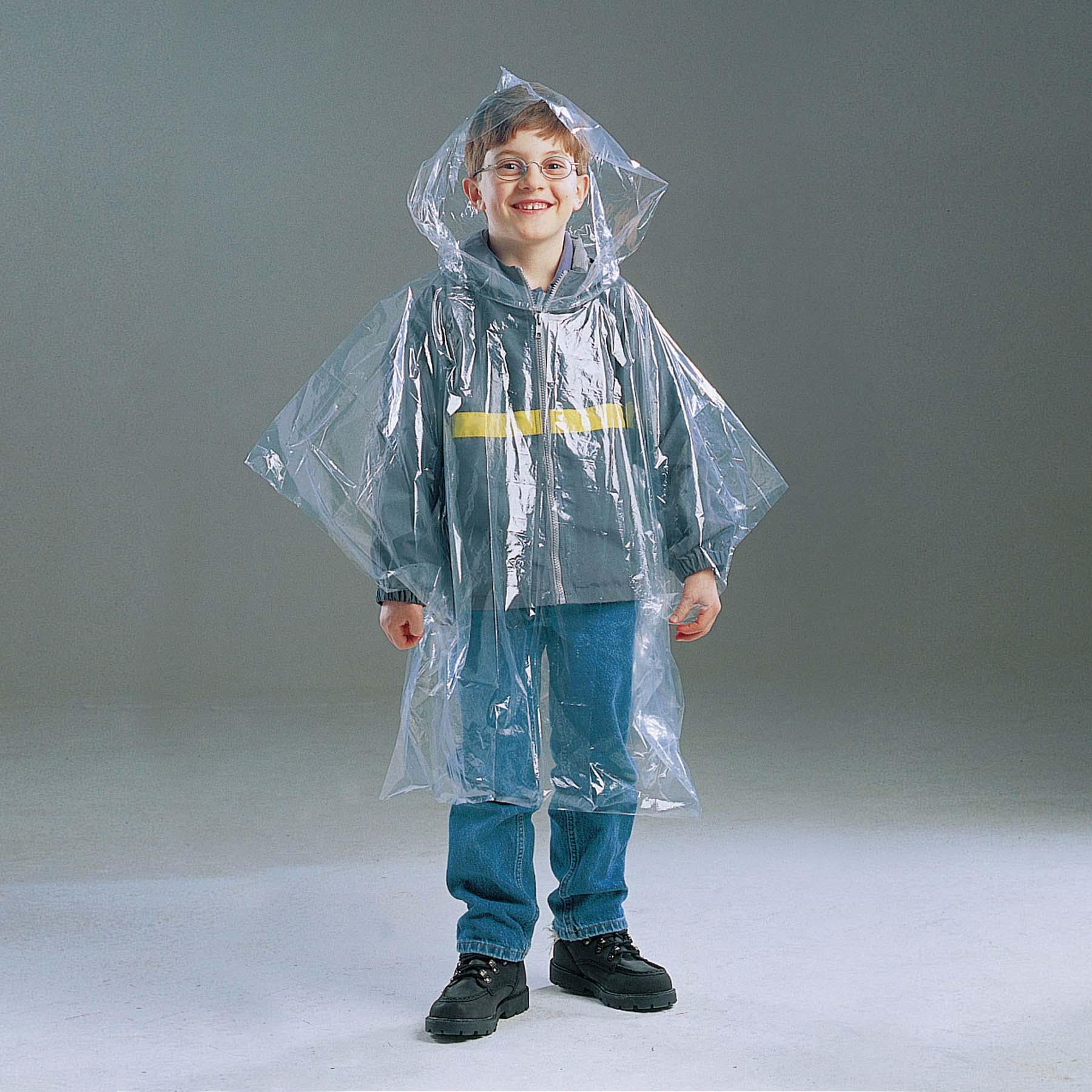 Дете с дъждобран-почно Coghlans Kids Poncho