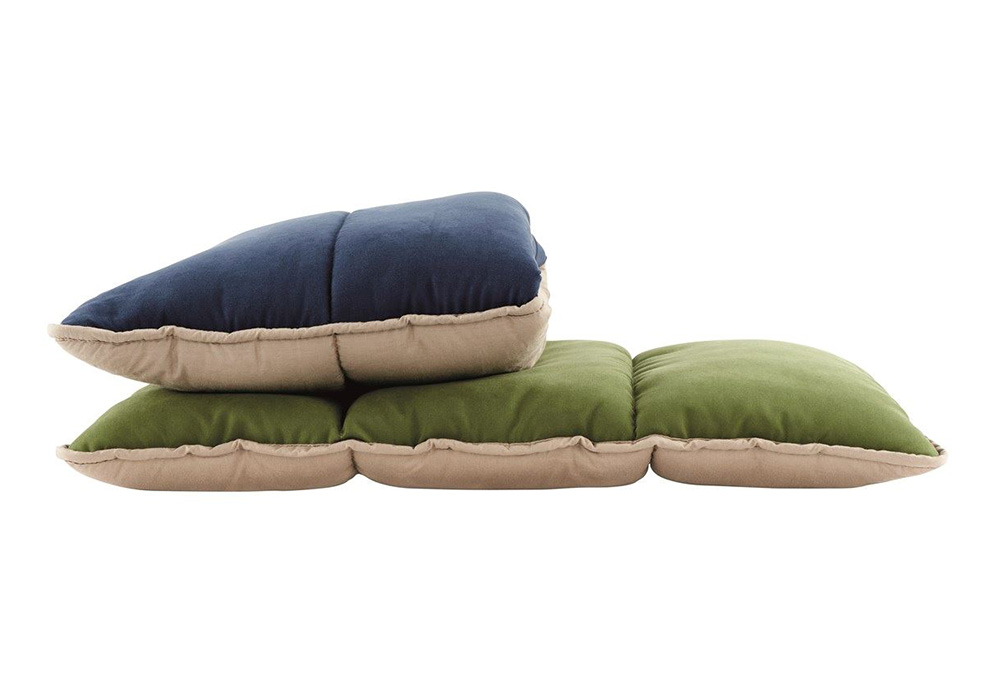 Размер сгъната Outwell Constellation Pillow Blue