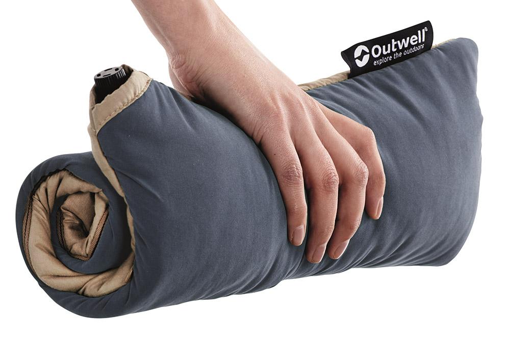 Надуваема възглавница Outwell Conqueror Pillow Blue