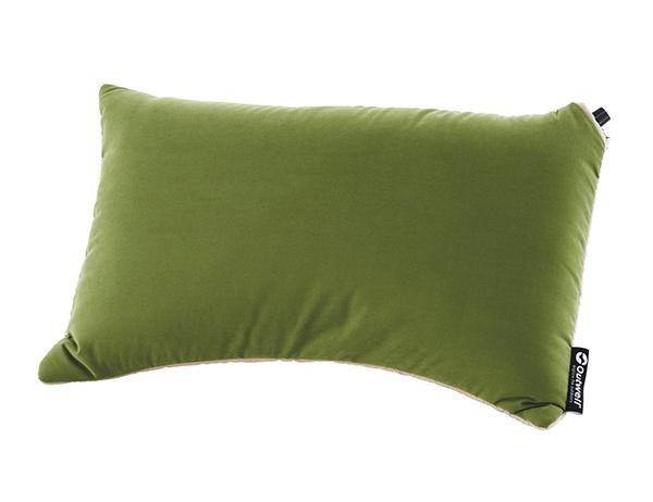 Надуваема възглавница Outwell Conqueror Pillow Green