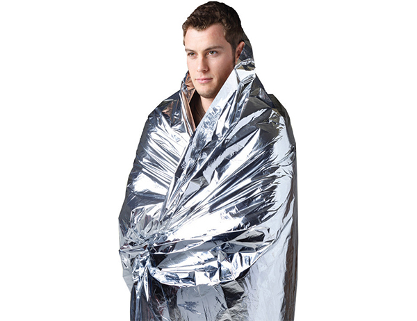 Спасително фолио-одеяло Coghlans Emergency Blanket