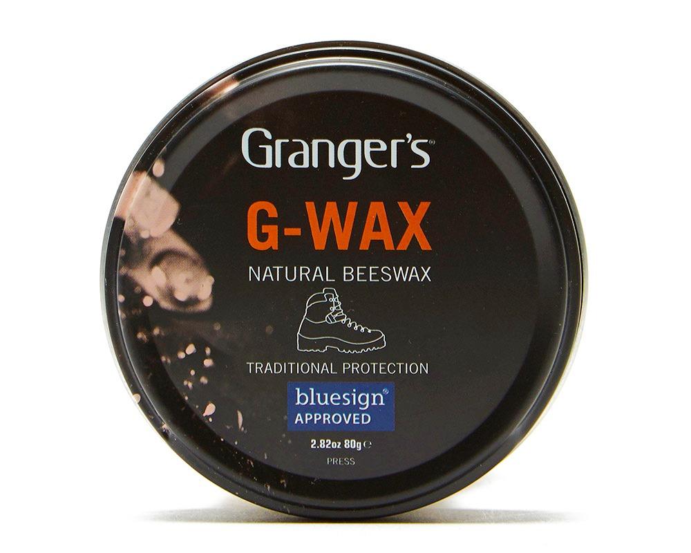 Вакса за кожени обувки Grangers G-WAX голяма снимка