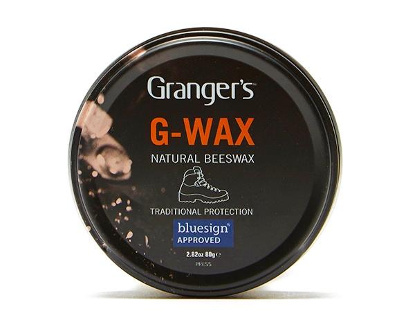 Вакса за кожени обувки Grangers G-WAX
