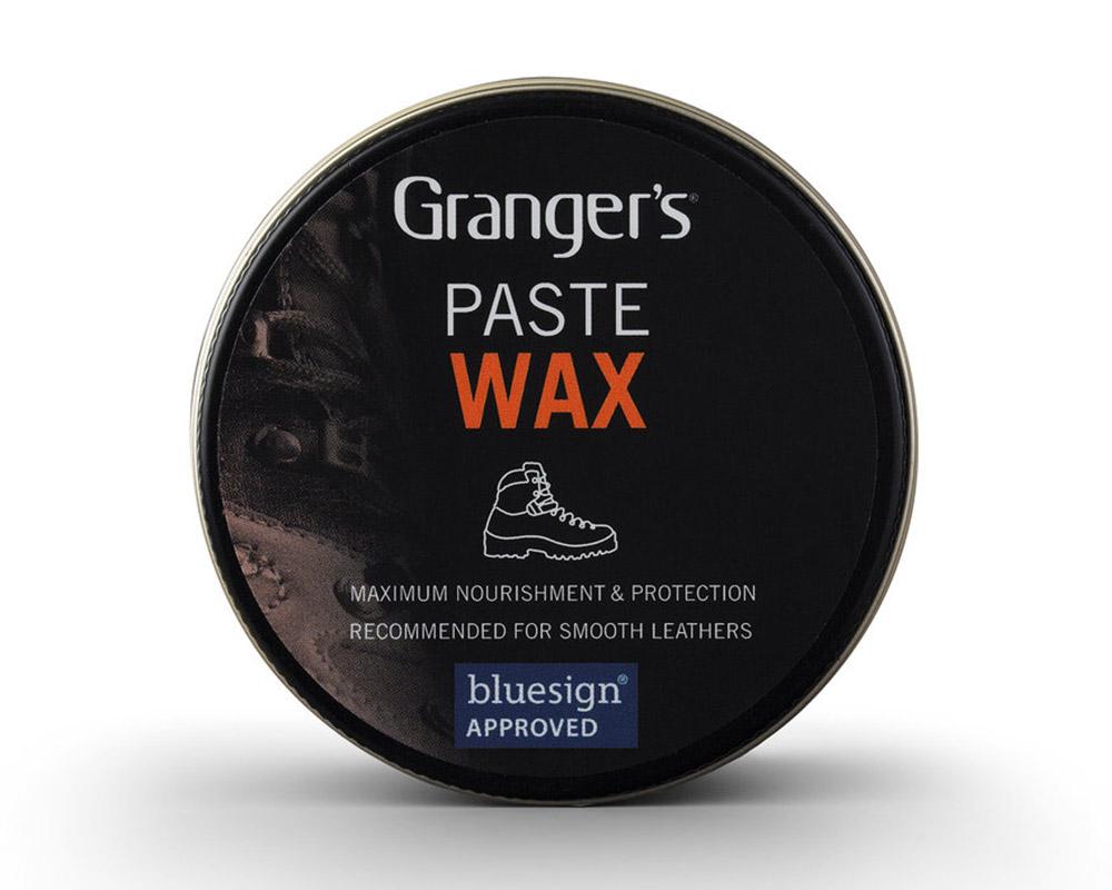 Импрегнираща паста за кожени обувки Grangers Paste Wax капак