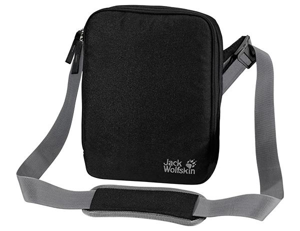 Jack Wolfskin Gadgetary Shoulder Bag Black 2021
