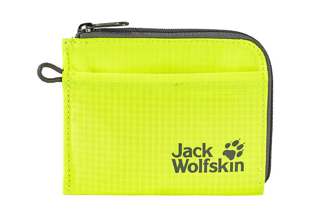 Портфейл за пътуване Jack Wolfskin Kariba Air Flashing Yellow 2021