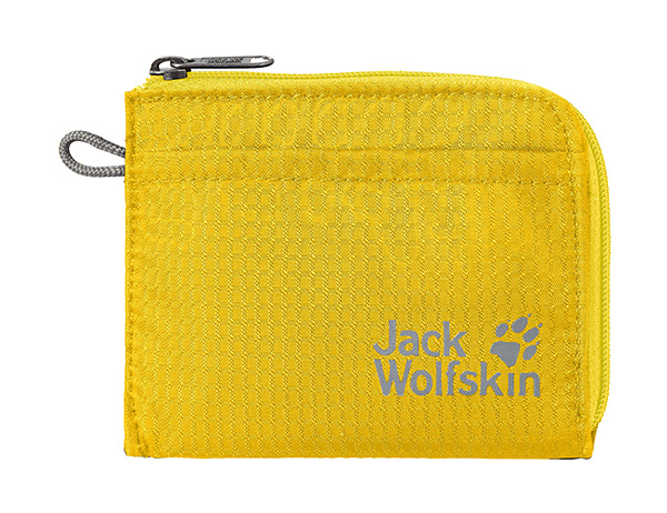 Портфейл за пътуване Jack Wolfskin Kariba Air Dark Sulphur 2020