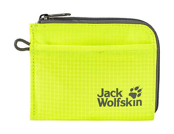 Jack Wolfskin Kariba Air Wallet Flashing Yellow 2021