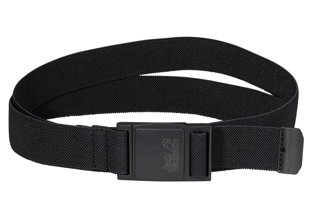 Спортен колан Jack Wolfskin Stretch Belt Black