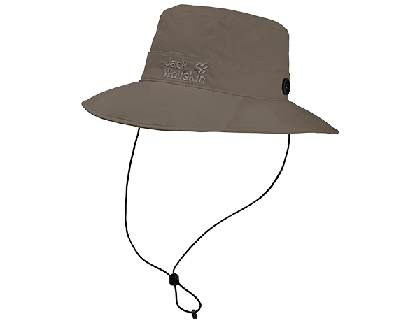 Jack Wolfskin Supplex Mesh Sun Hat Siltstone