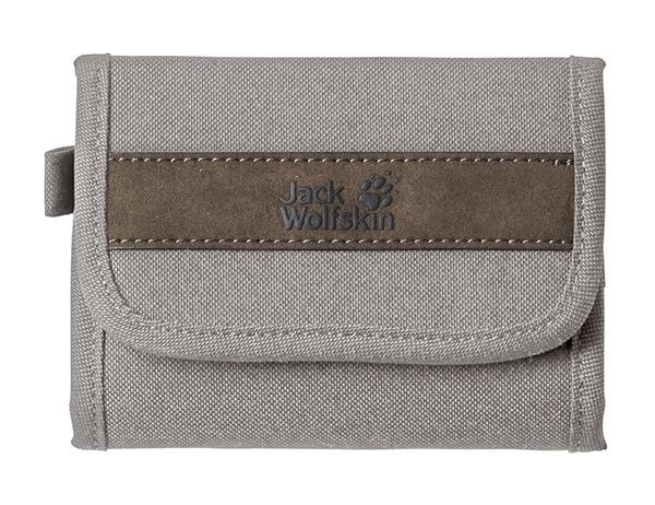Jack Wolfskin Embankment Wallet Clay Grey 2019