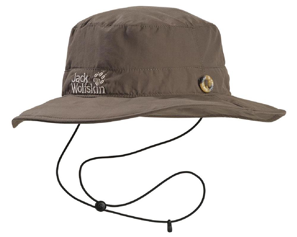 Туристическа шапка с периферия Jack Wolfskin Supplex