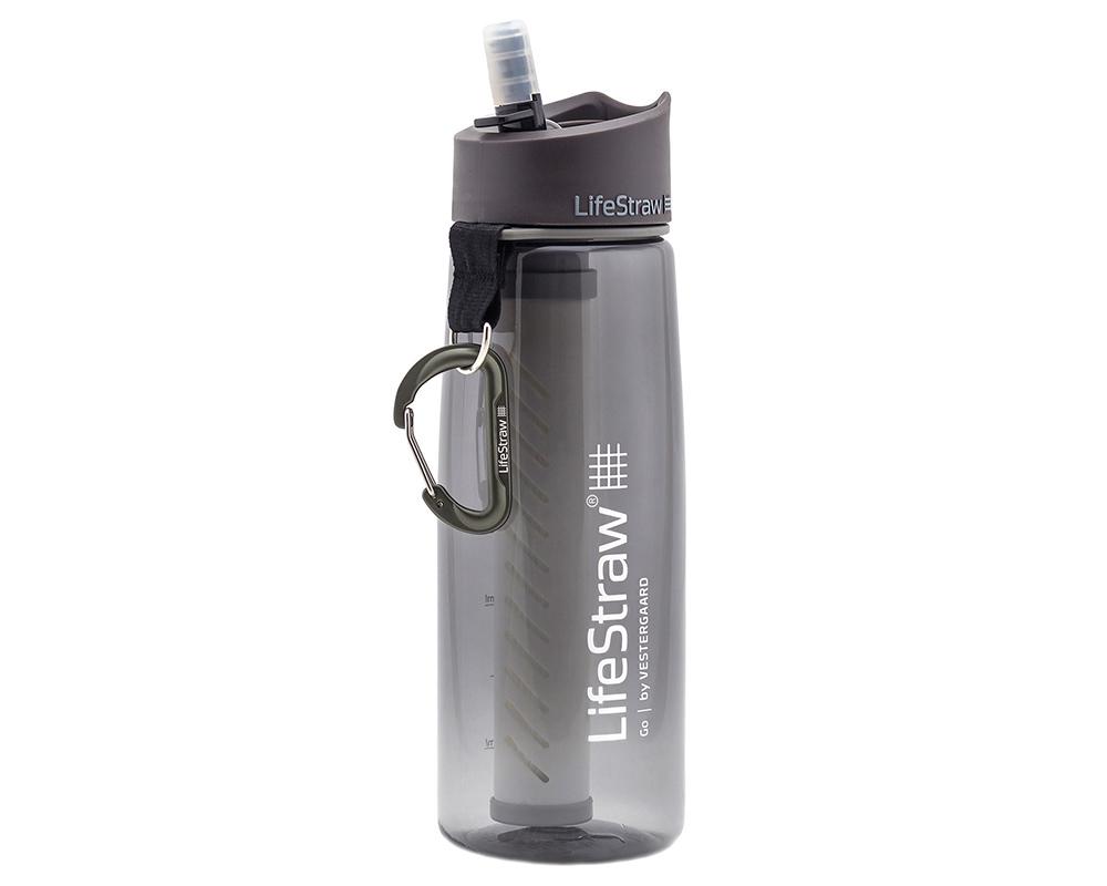 Бутилка за вода с филтър LifeStraw Go 2-Stage Filtration голяма снимка
