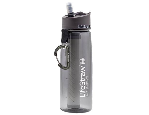 Бутилка за вода с филтър LifeStraw Go 2-Stage Filtration