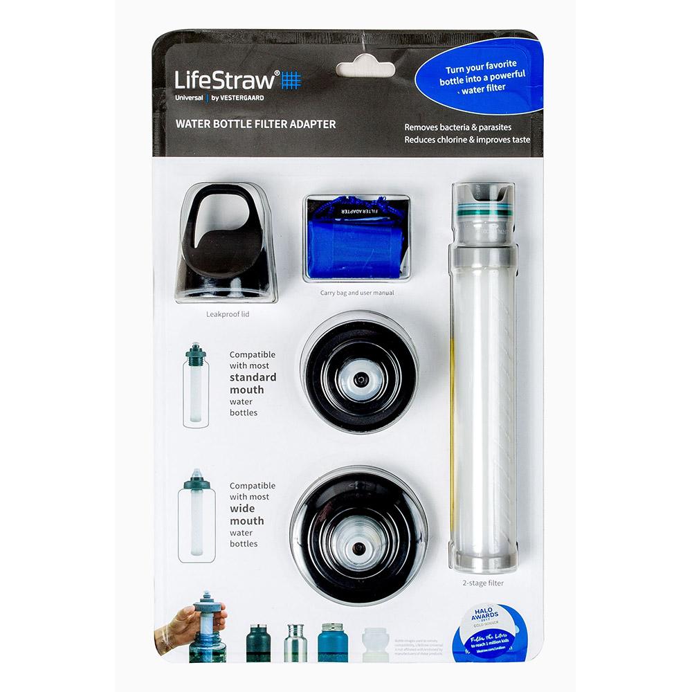 Опакован универсален пречистващ филтър за вода LifeStraw Universal