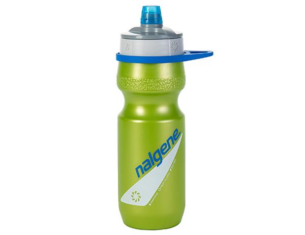 Спортна бутилка за вода Nalgene Fitness Draft 0.65L Green