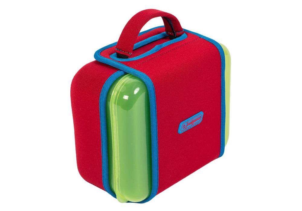 Кутия за храна Nalgene Lunch box Buddy Red