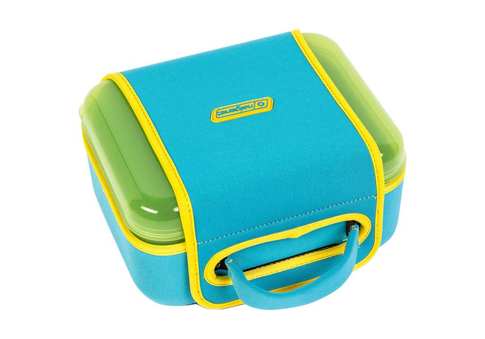 Кутия за храна Nalgene Lunch box Buddy Blue
