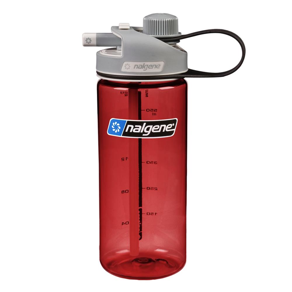 Бутилка за вода Nalgene Multi Drink 0.6L Red