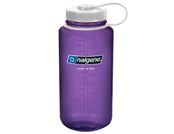 Nalgene Everyday Wide Mouth 1L Water Bottle Purple