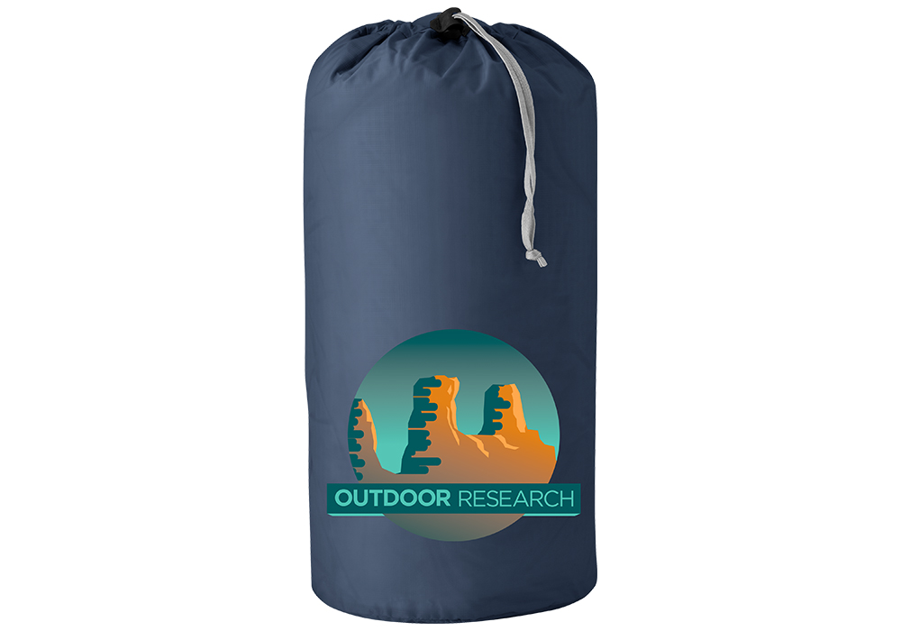 Калъф за багаж Outdoor Research Stuff Sack 5L Towers Dusk