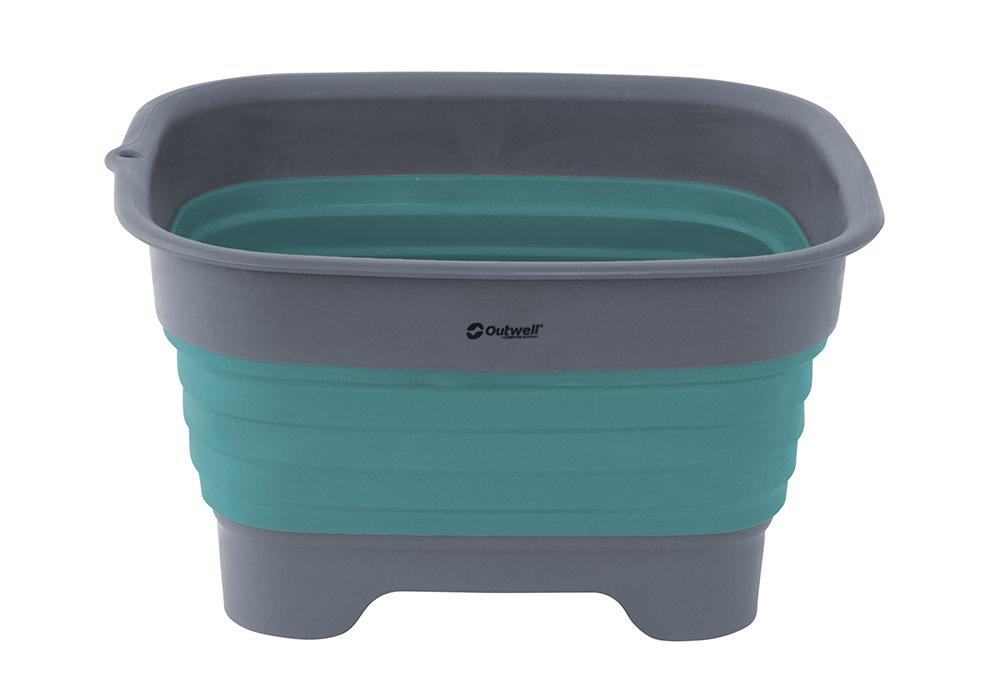 Сгъваем леген с отводнител Outwell Collaps Wash Bowl w/drain Deep Blue 2020