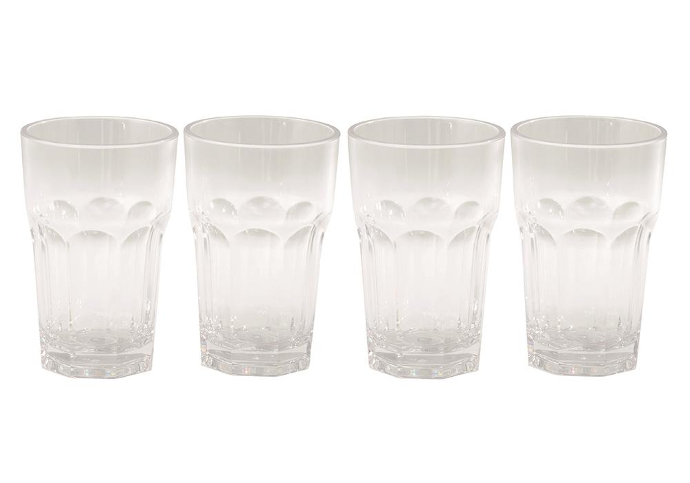 Комплект от четири чаши за пикник Outwell Orchid Tumbler Set 2021
