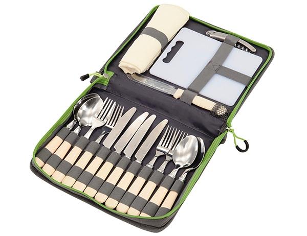 Комплект прибори за пикник Outwell Picnic Cutlery Set