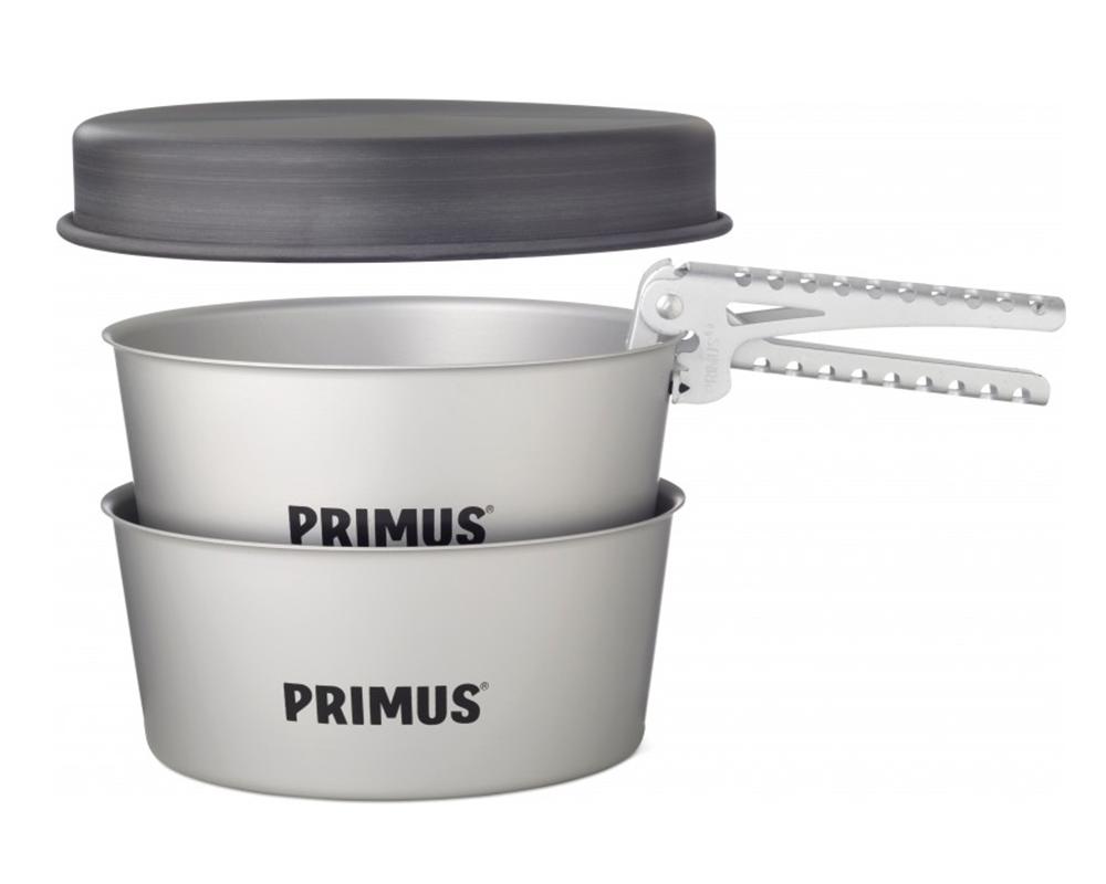 Комплект съдове за готвене Primus Essential Pot Set прибират се един в друг