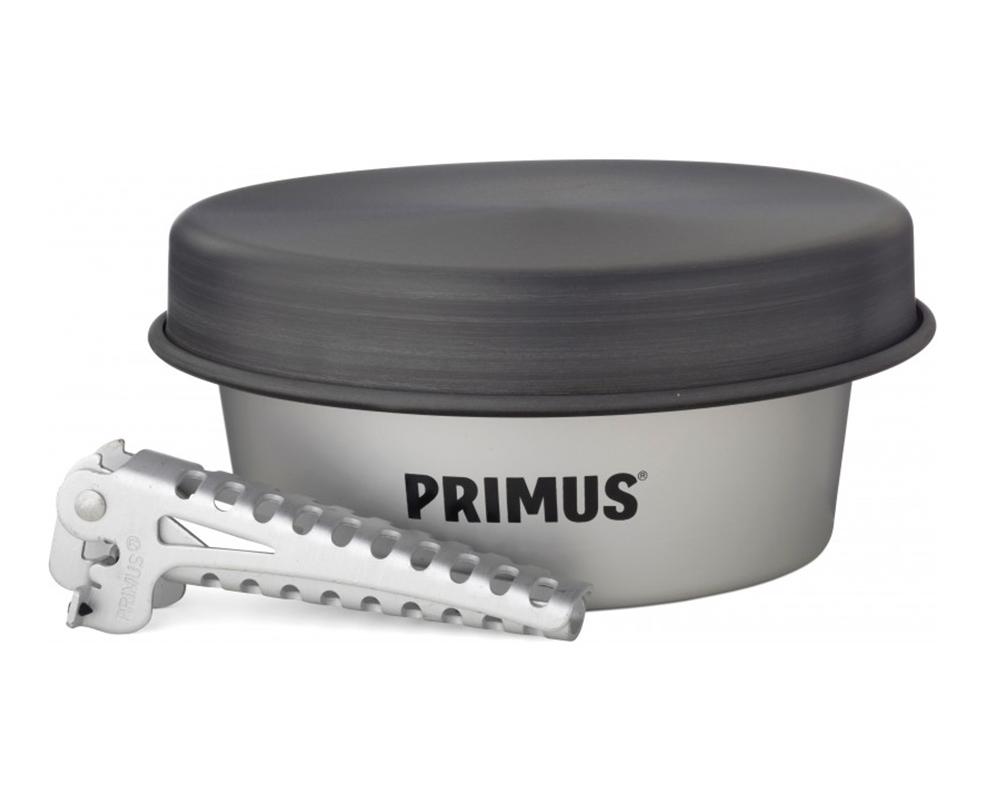 Комплект съдове за готвене Primus Essential Pot Set прибрани