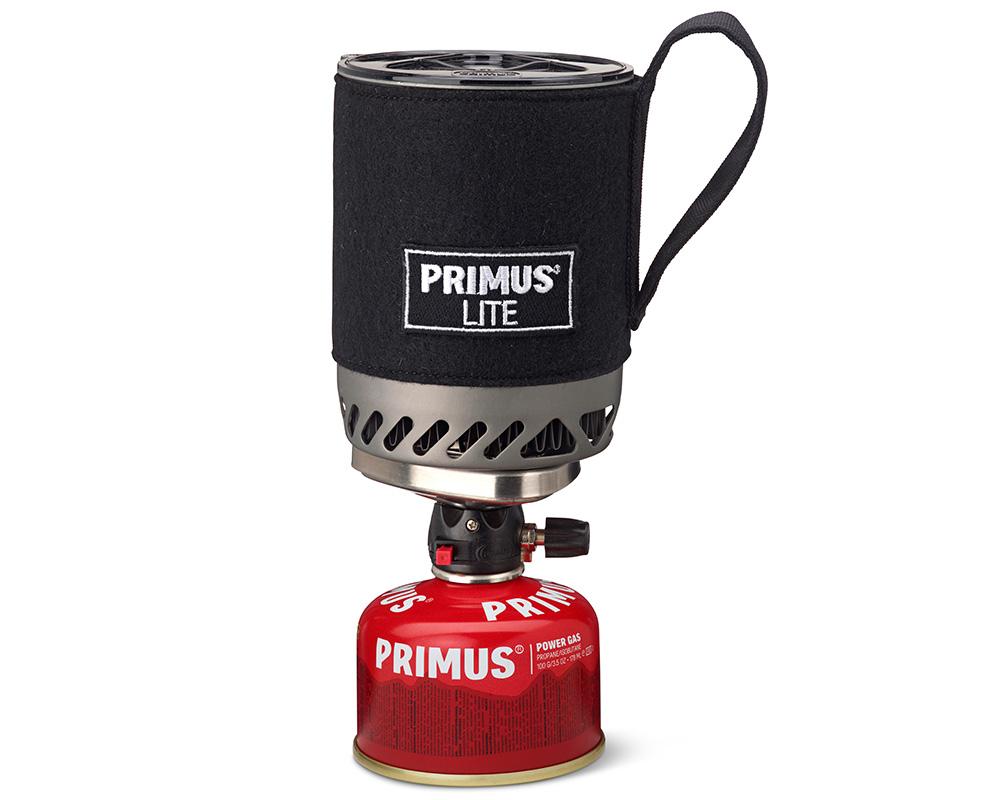 Туристическа система за готвене газов котлон и съд Primus Lite