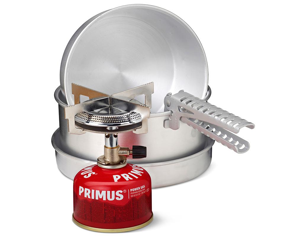 Комплект газов котлон и съдове Primus Mimer Stove Kit голяма снимка