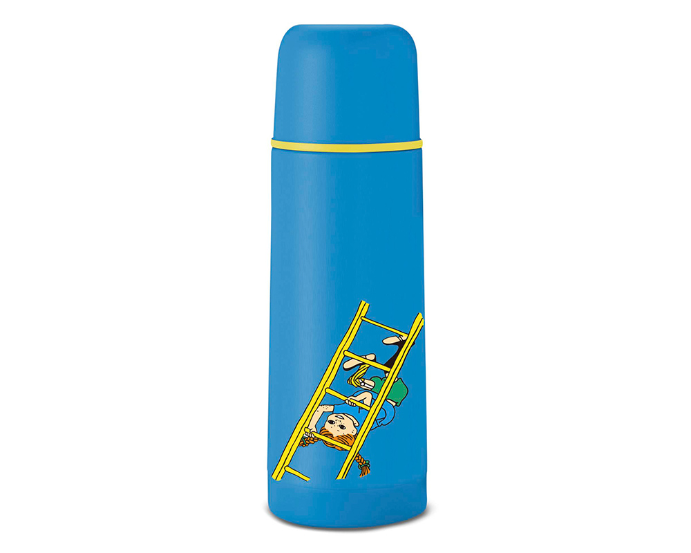Primus Kids Vacuum bottle 0.35L Pippi Blue