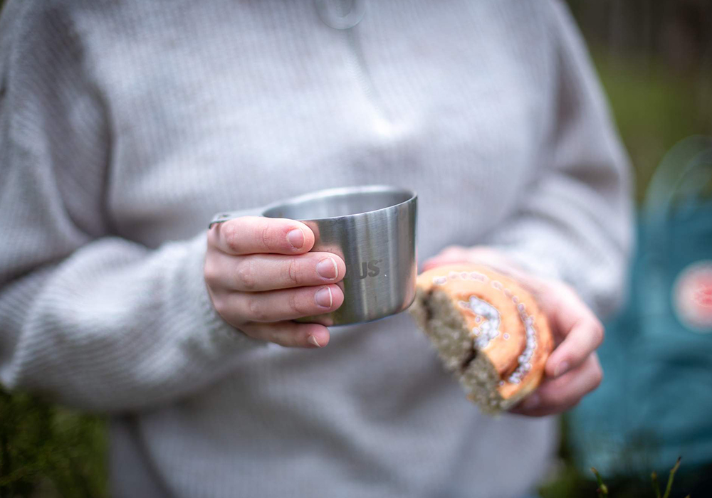 Чаша от неръждаема стомана Primus Kasa Mug S.S. 0.2 L