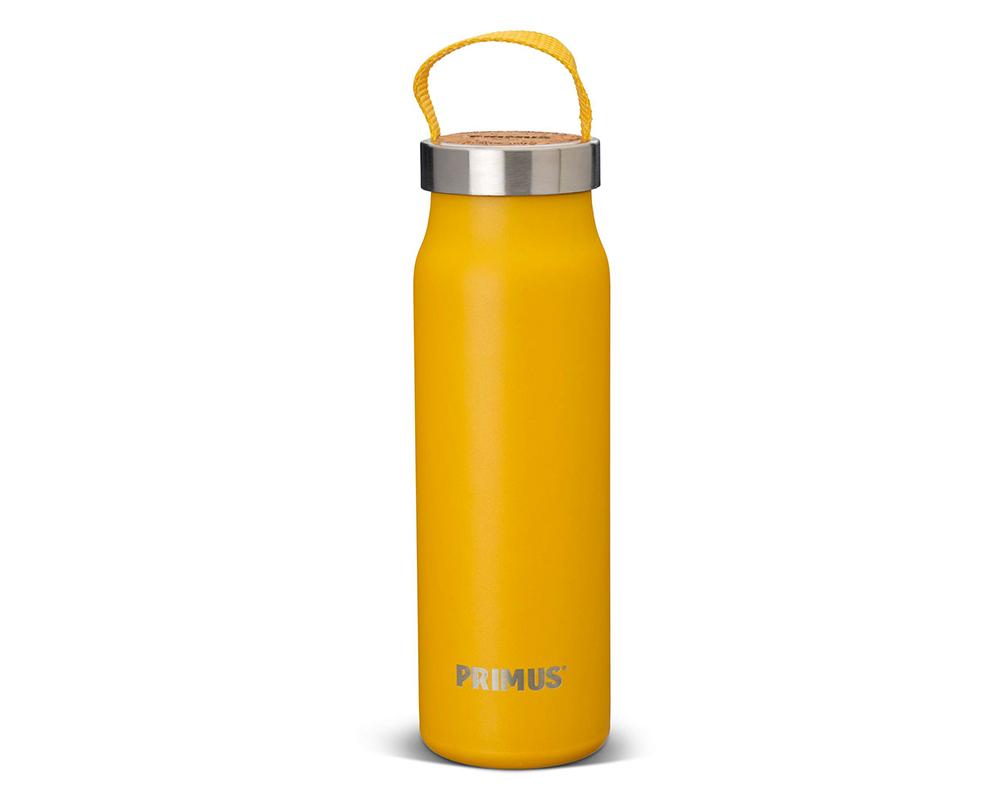 Термо бутилка за течности Primus Klunken V. Bottle 0.5L 2021 yellow