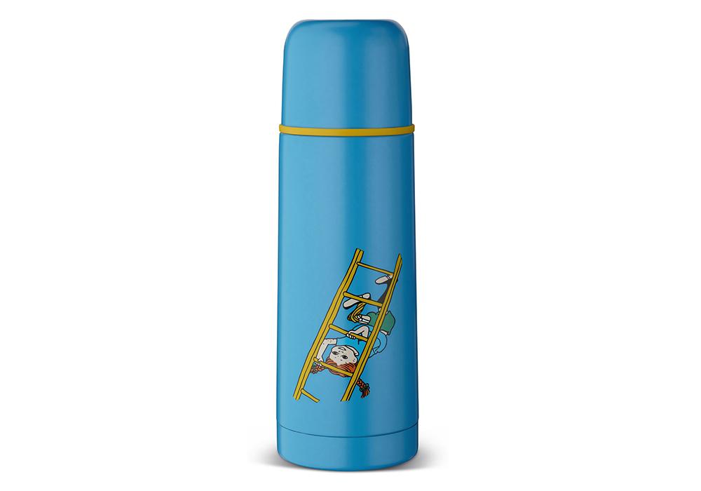 Детски термос Primus Vacuum bottle 0.35L Pippi 2021 Blue
