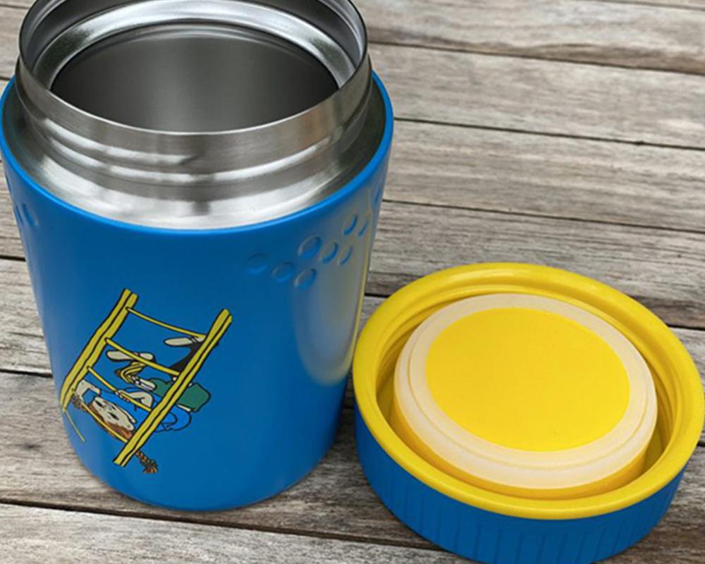Open Primus TrailBreak Kids Lunch jug 0.4L Pippi Blue 2021